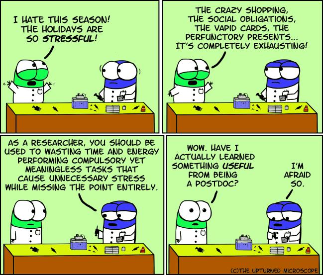 Season stress