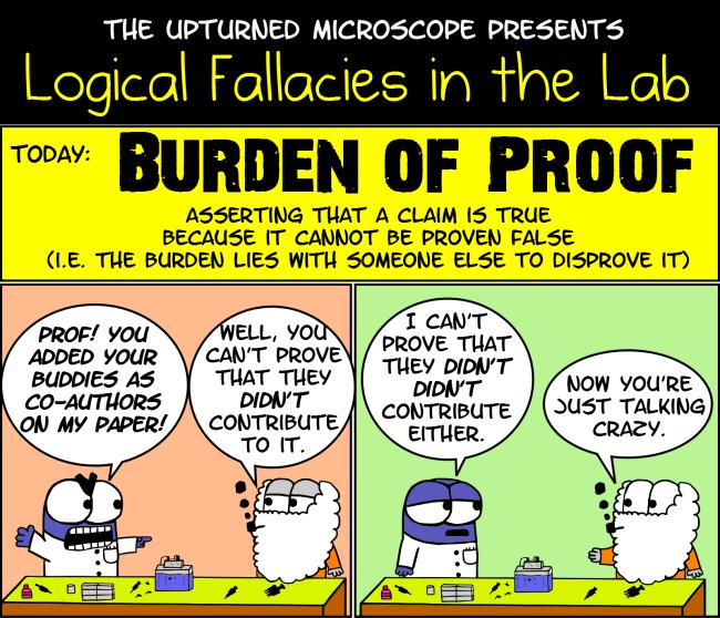 LF11 Burden of proof